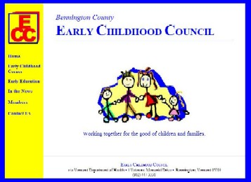 Bennington County Early Childhood Council